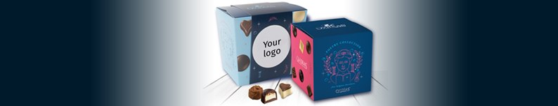 Surprise customers and employees with a personalised business gift