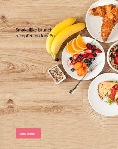 Smakelijke brunch-recepten en ideeën