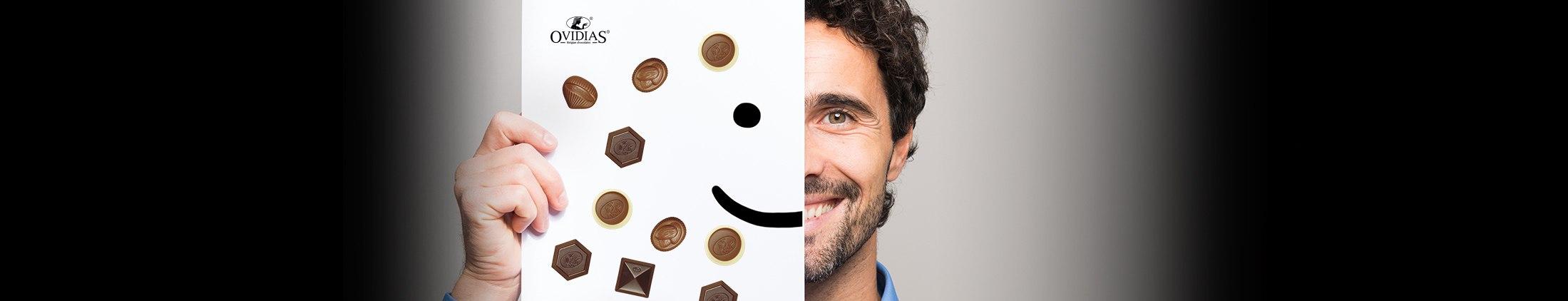 Chocolade maakt je blij – hoe komt dat?