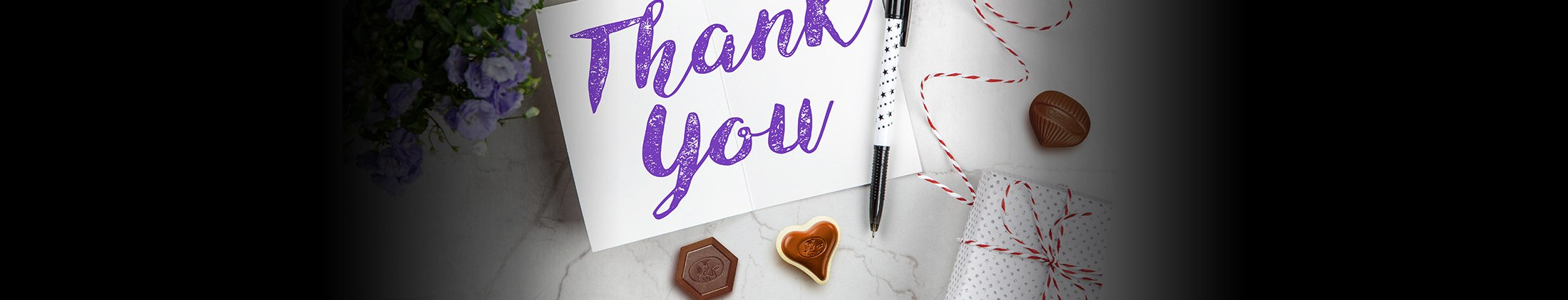 Chocolate thank you gifts for every occasion