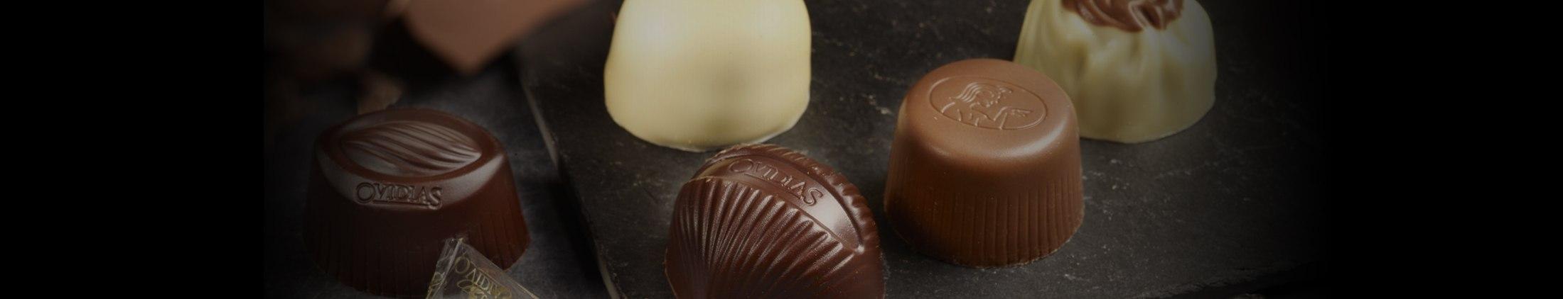 9 Steps to tasting chocolate