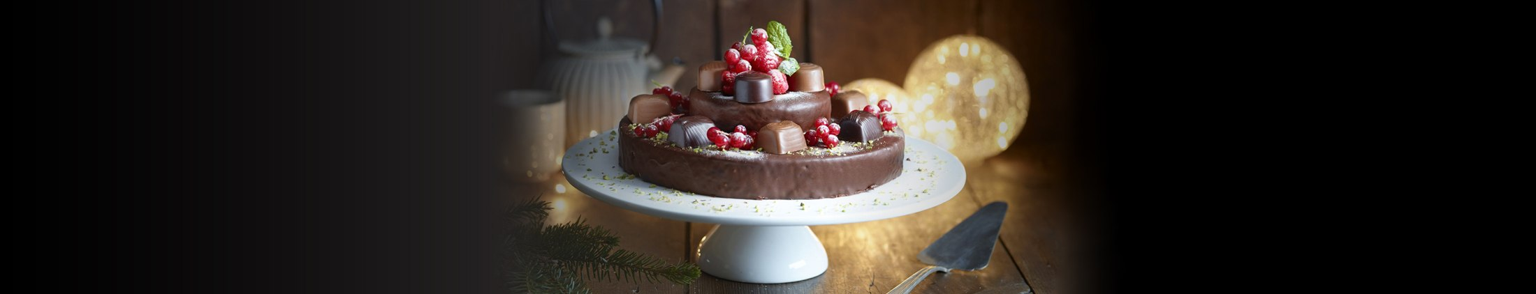 Heavenly chocolate desserts for the holiday season