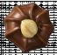 Chocolade Kroontje