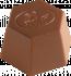 Chocolade Zeshoek vanille