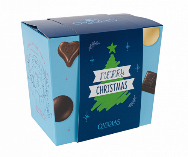 Amores Collection 375g Merry Christmas